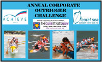 Annual Corporate Outrigger Challenge