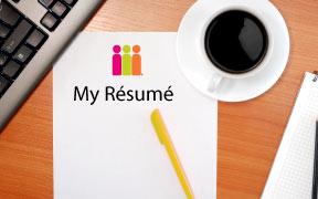 Professional Résumé Writing