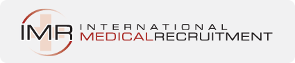 IMR - International Medical Recruitment Logo