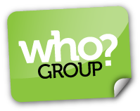 Who group logo