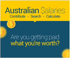 Australian Salaries